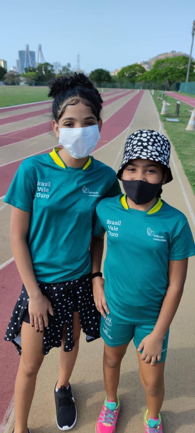 Usuárias da Estação Conhecimento conquistam vaga para as Paralimpíadas Escolares